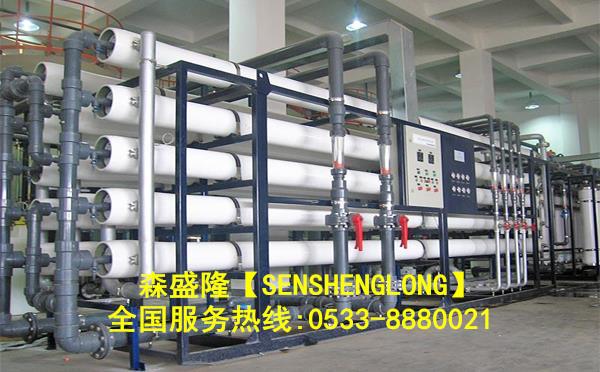 低磷反渗透阻垢剂SS815U美国专家合作成果